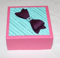 Explosionsbox Stampin Up