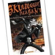Skulduggery Pleasant 1