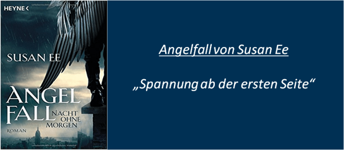 Angelfall - Rezension
