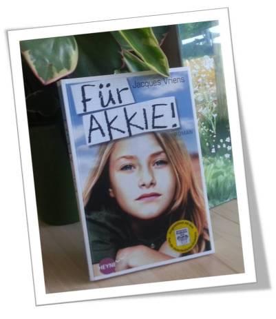 Für Akkie, front