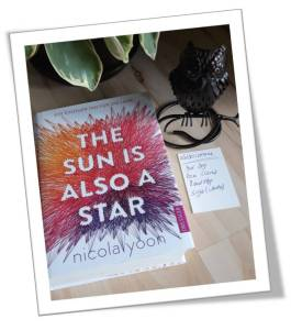 TABU - Liebesroman - The sun is also a star