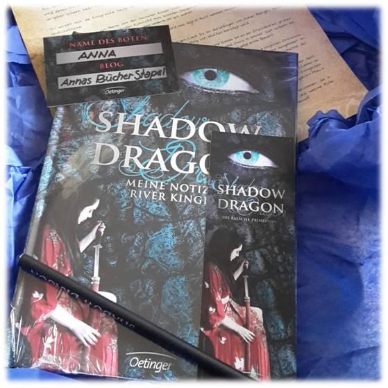 Shadow Dragon - Botenbericht