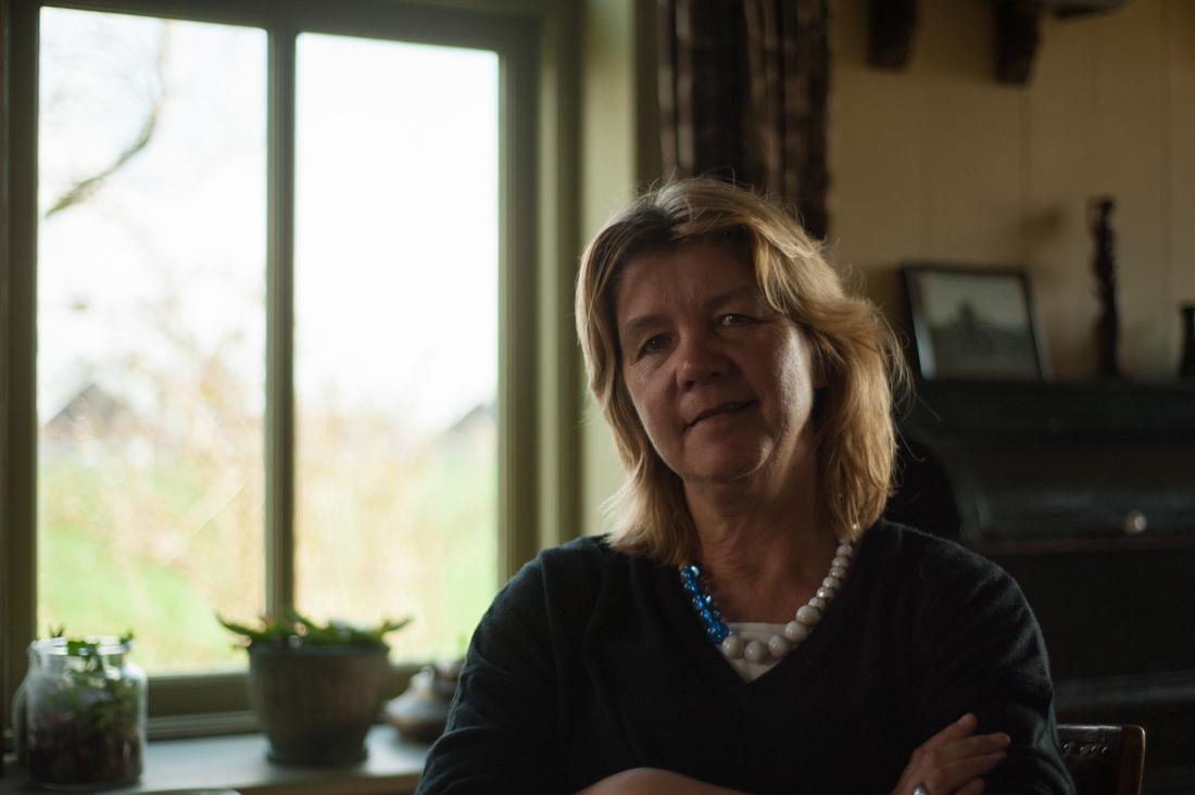 Anna Schouten - Tekst & beeld - Portret