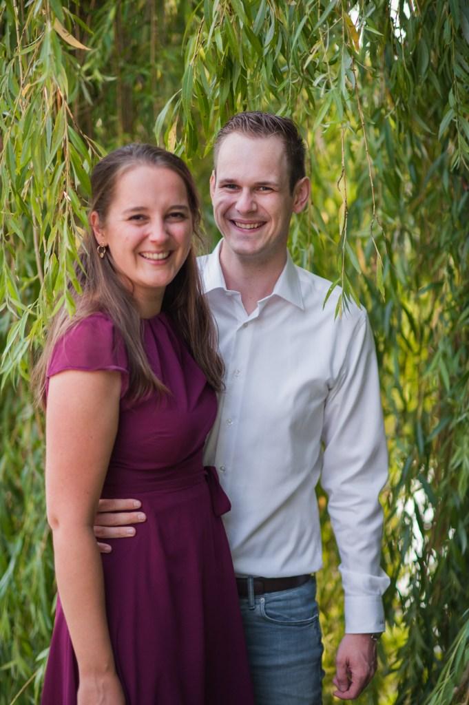 Verloving vastleggen met fotoshoot