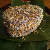 Ube Palitaw (Dila-Dila)