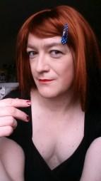 Anna Secret Poet Redhead Close-up 2