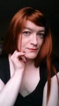 Anna Secret Poet Redhead Close-up 1