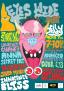 Poster for Eyes Wide Shut Cabaret