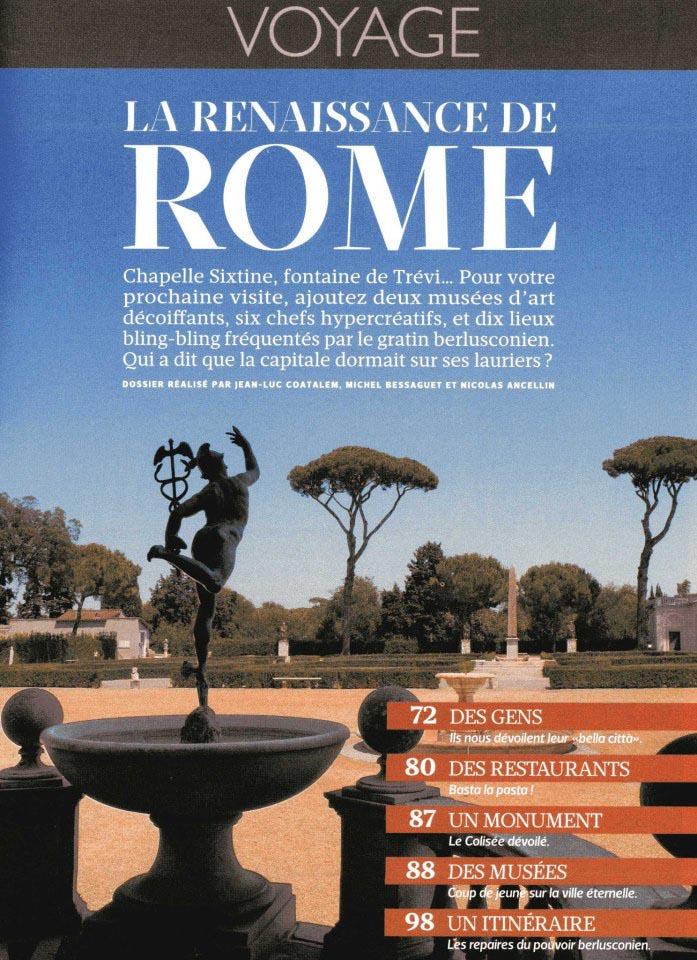 0047-GEO VOYAGES - ROME