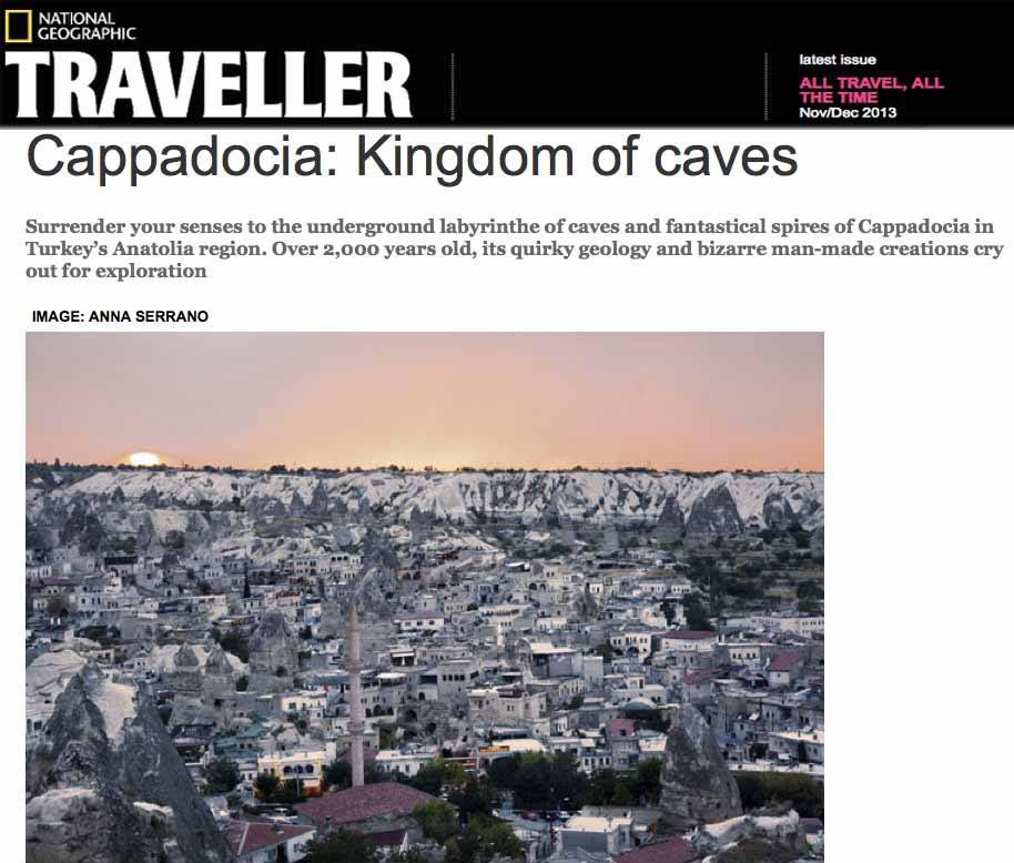 0055-NATIONAL GEOGRAPHIC TRAVELLER-TURKEY-2