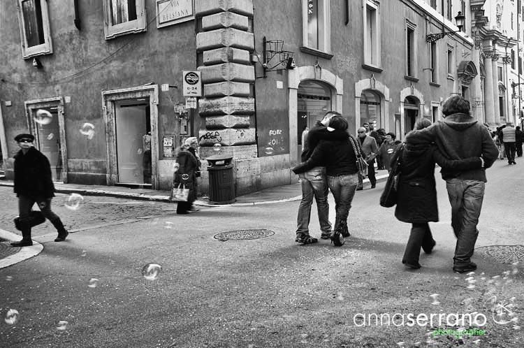 Roma - Italia - Via condotti