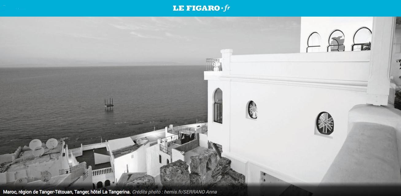 0076-LE FIGARO TANGER