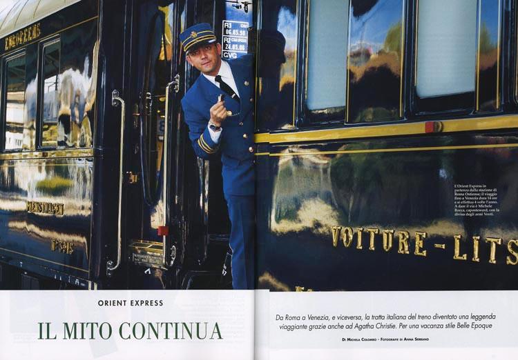 0149-VENICE_ROME-OREINT EXPRESS-BELL'ITALIA