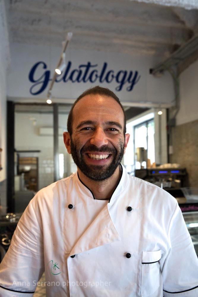 Juan Pablo Restrepo, Ice Creamer Chef