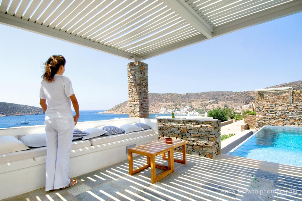 Elies Resorts Hotel, Sifnos island, Greece