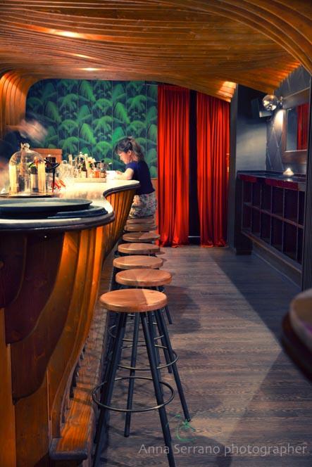 Paradiso cocktail bar Barcelona