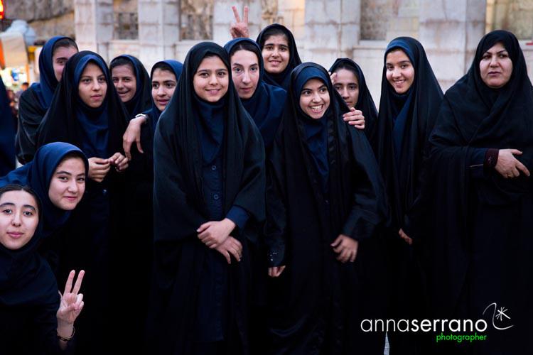 Iran, Fars Province, Shiraz, Qur'an Gate