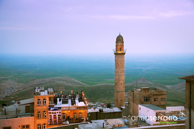 Turkey, Mesopotamia, South Eastern Anatolia, Mardin, Ulu Cami