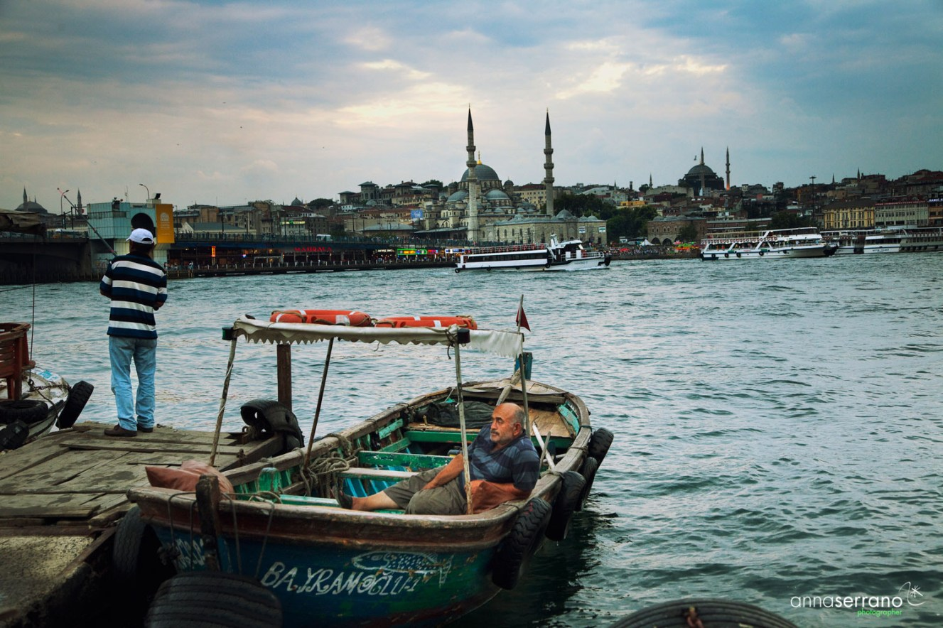 Turkey; Marmara Region; Istanbul; Yeni Mosque, The New Mosque