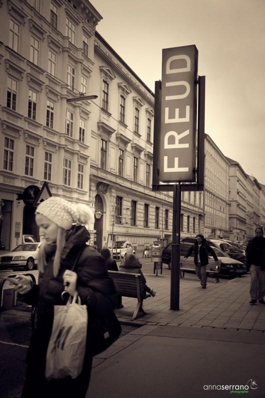 Austria, Vienna, Sigmund Freuds Museum