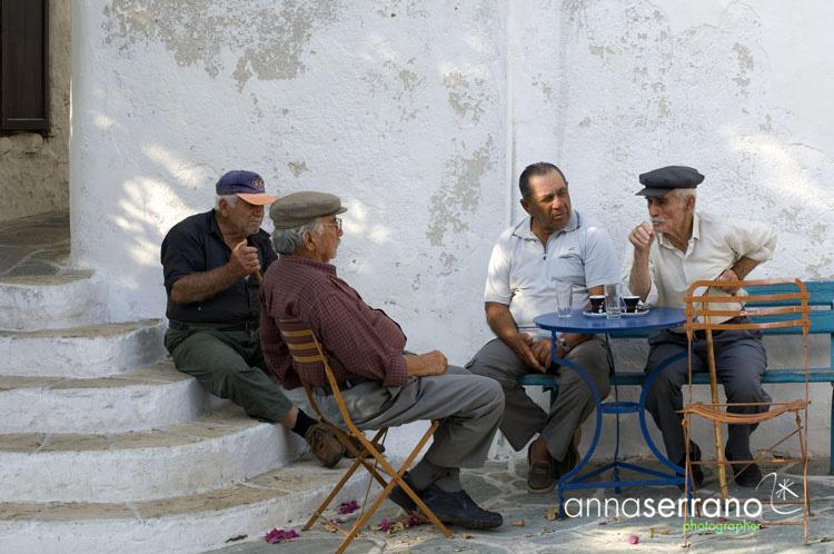 Chora - Folegandros - Cyclades - Greece