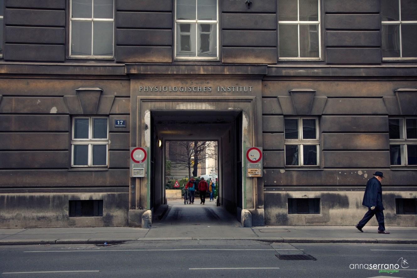Austria, Vienna, Psychologisches Institut