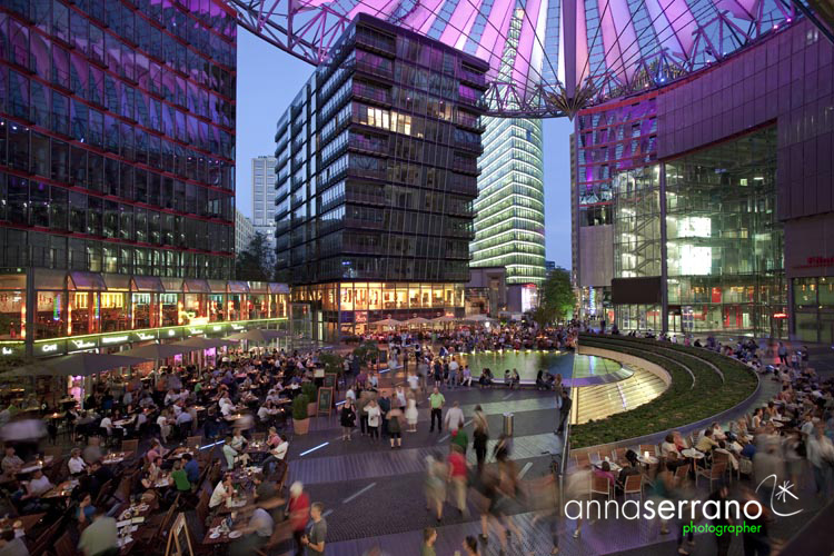 Germany, Berlin, Potsdamer Platz