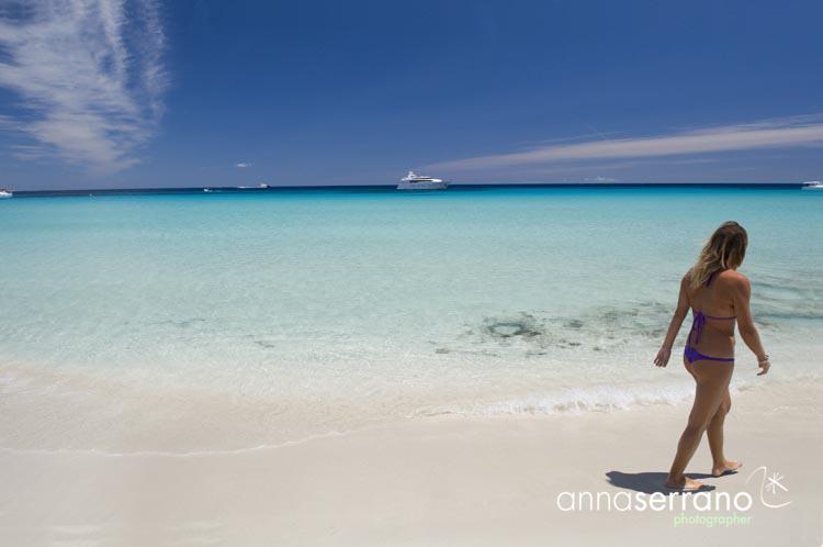Es Trocadors Beach - Formentera - Balearic islands - Spain - Mediterranean