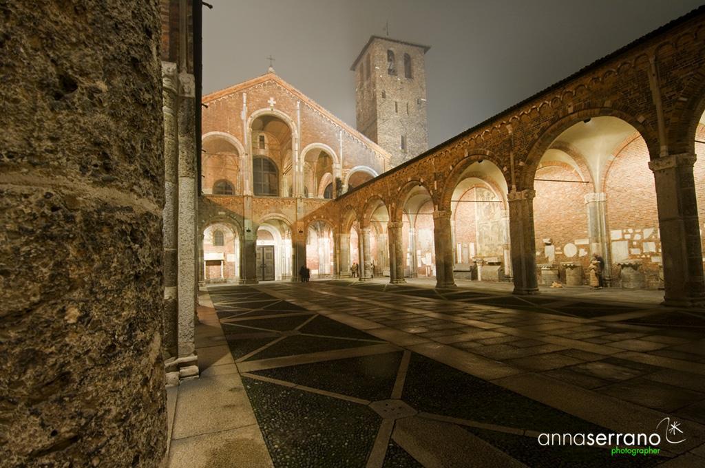 Italy, Milano, Sant'Ambrogio