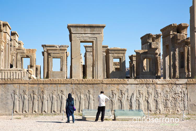 Iran, Middle East, Persepolis