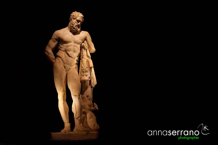 Turkey, Mediterranean Region, Antalya, Hercules from Perge