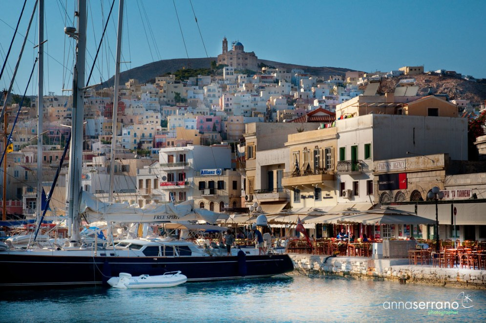 Greece, Syros Island