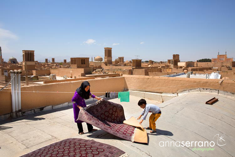 Iran, Yazd Province, Yazd
