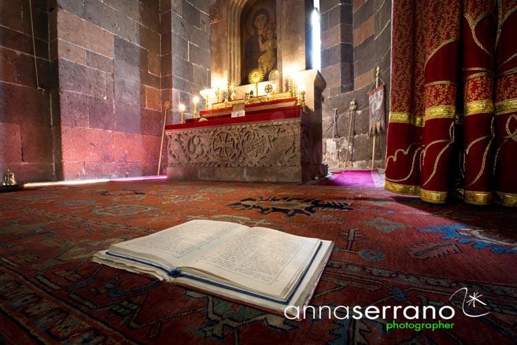 Armenia, Churche of Saint Hripsime