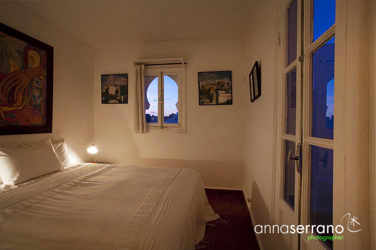 Africa, Morocco, Tanger, Dar Nour Hotel