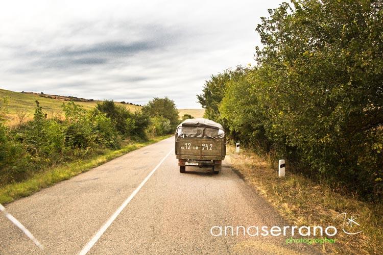 Armenia, border with Azerbaijan