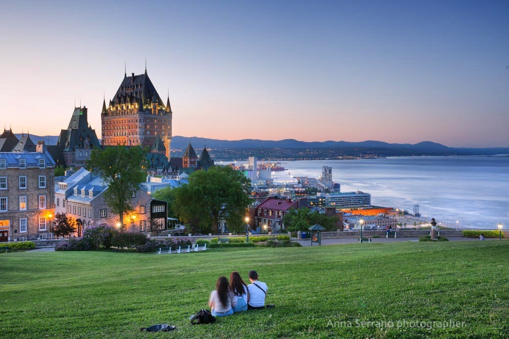 Quebec, Fairmont Le Château Frontenac