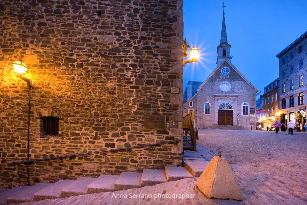 Quebec, Notre-Dame-des-Victoires