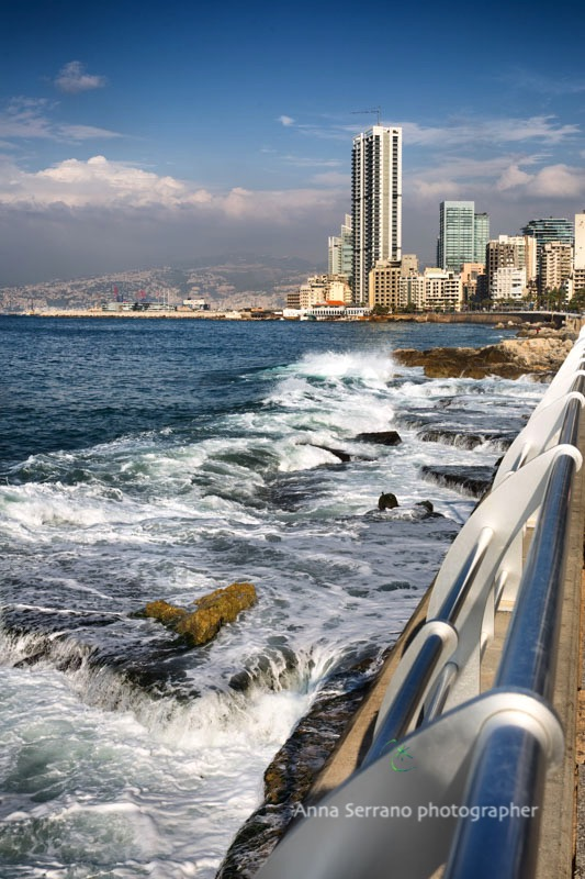 Beirut, Corniche
