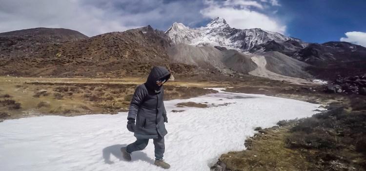 Mt Everest BC Day 3-6 & Mt Ama Dabalm 4600m