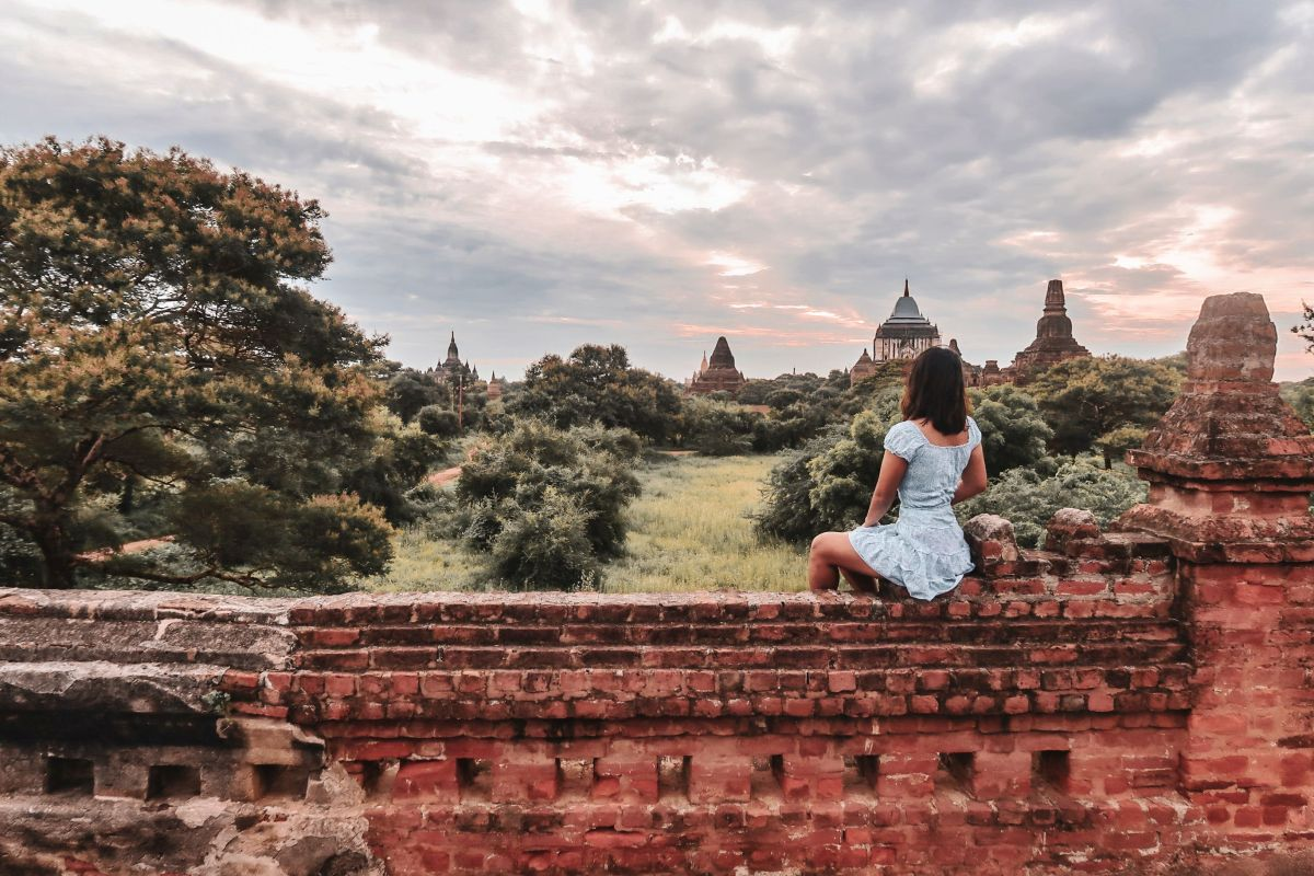 Best pagodas and temples to see in Bagan, Myanmar (August 2018)