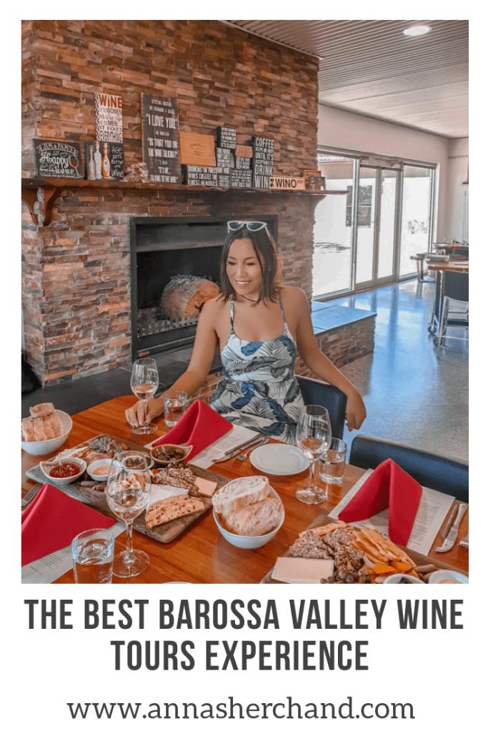 barossa valley wine tours
