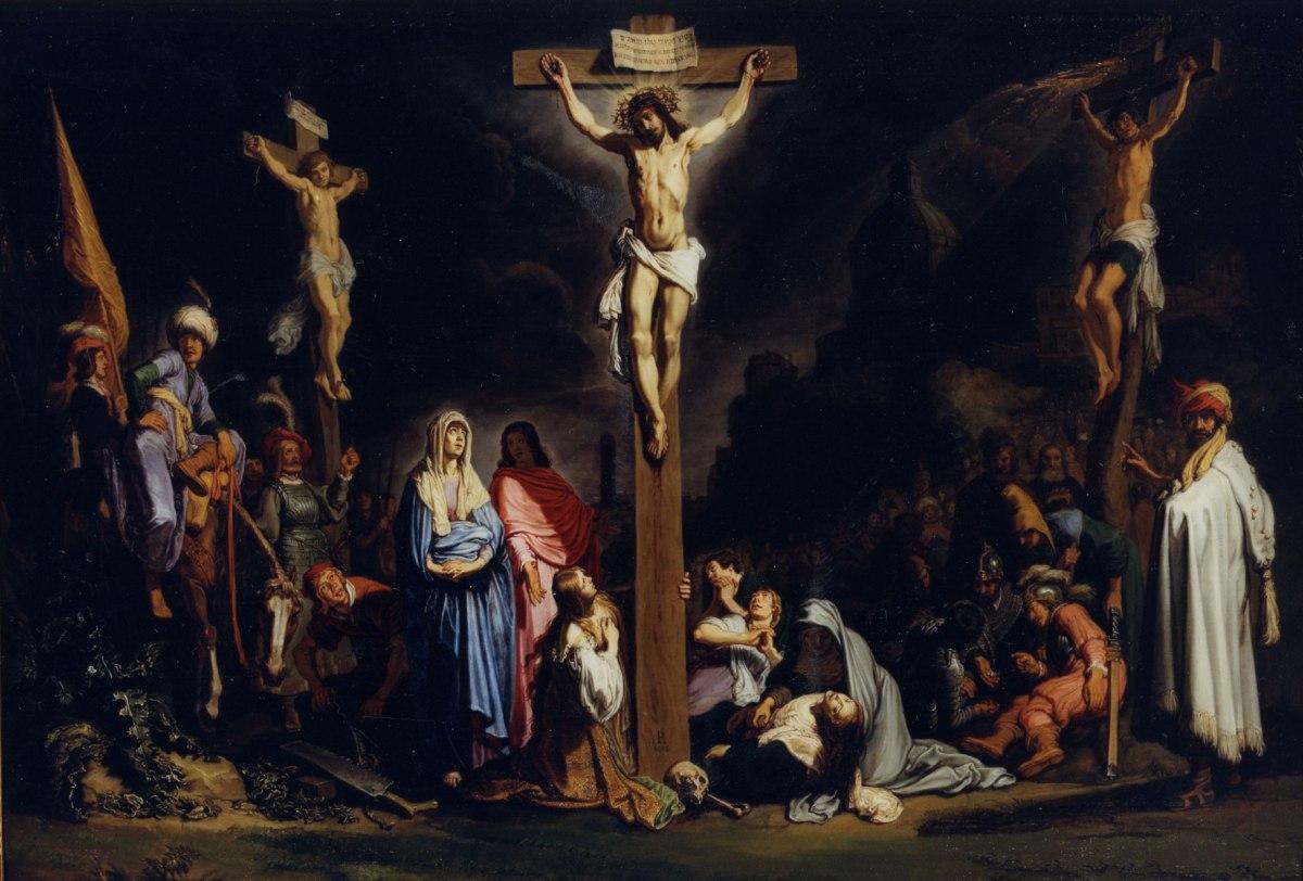 الوديع... حوار بين مريم أمّ يسوع وقائد روماني
