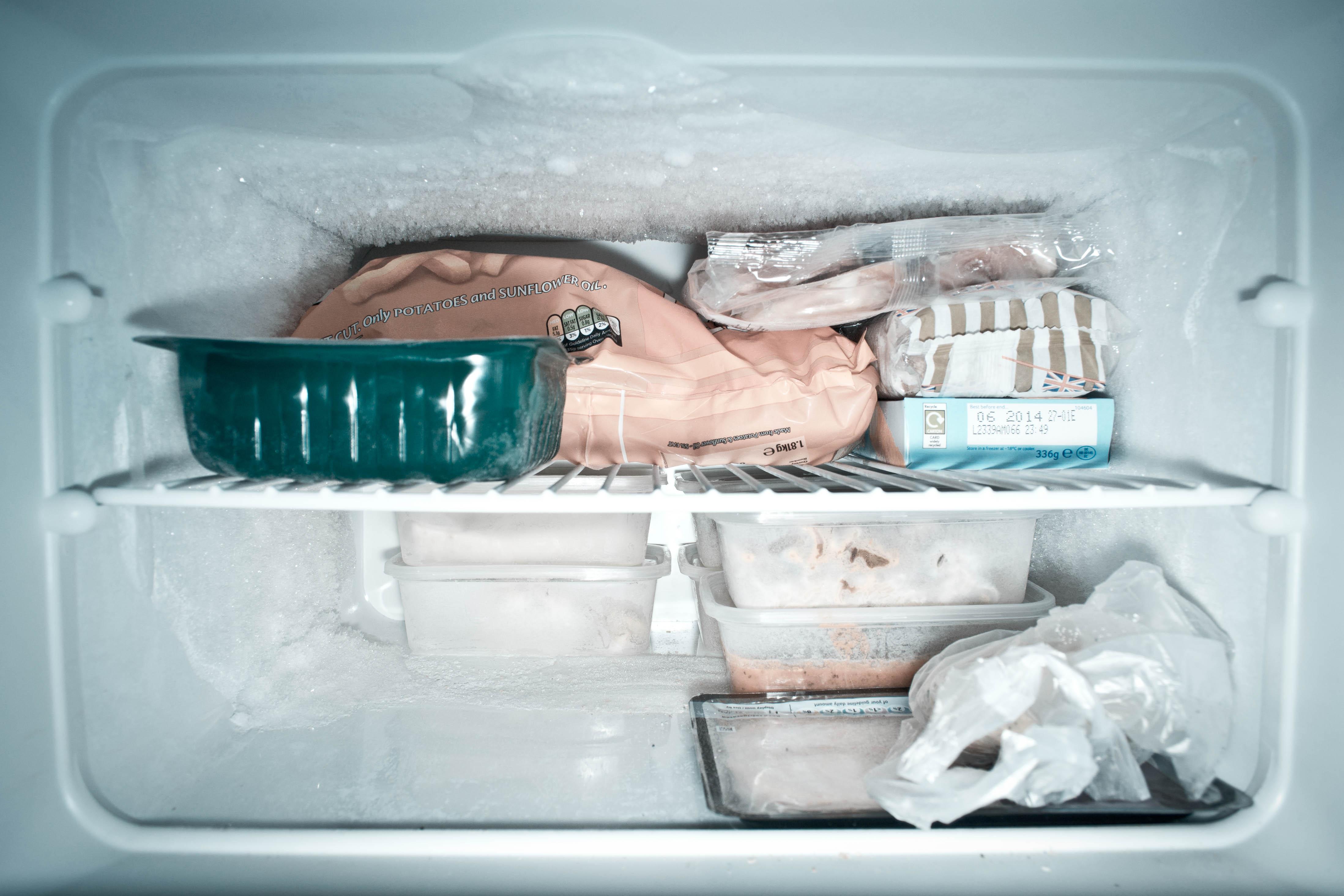 018/365 2.0 - Freezer