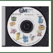 Mortensen Math Skip Count Audio CD