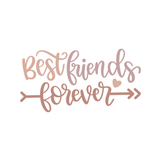 best friend forever BFF