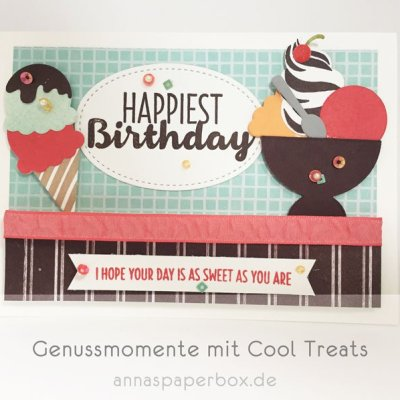 Genussmomente mit Cool Treats