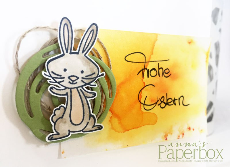 Inspire.Create.Challenge no. 14 - Sketch - Karte mit Produkten von Stampin' Up! - We must Celebrate