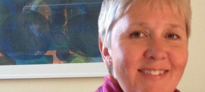 Lise Lidbäck, kandidat tilll andstinget 2014.
