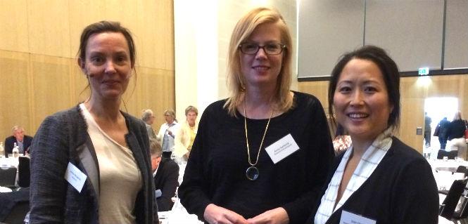 Anna Nergårdh, Anna Starbrink och Soki Choi